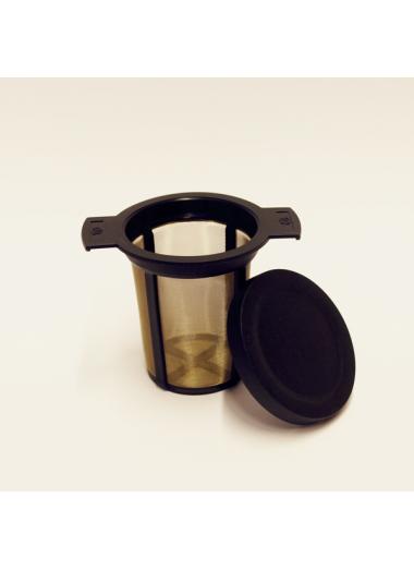 Fine filter black cap | Tea Sinensis