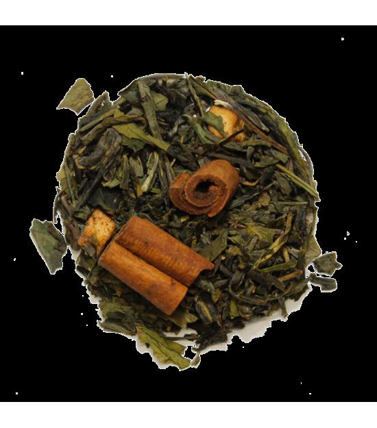 Té blanco y Té verde Secreto del Buda