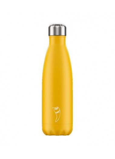 Chilly's Bottle Matte Burnt Yellow