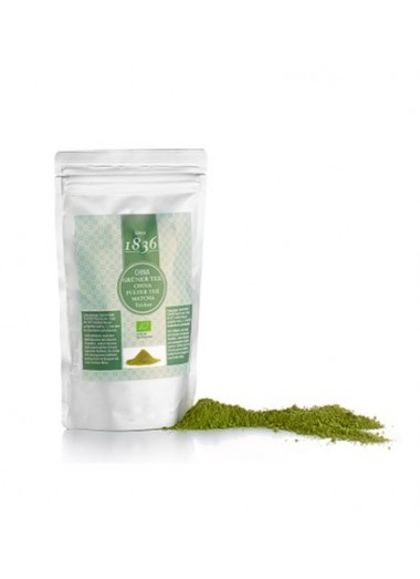 """Té verde de China orgánico Matcha """"Taishan"""""""