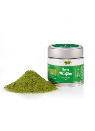 """Té verde en polvo Japonés """"Matcha"""" orgánico"""