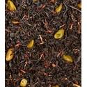 Té negro con pistacho y trufa