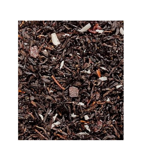Té negro Chocolate y Trufa