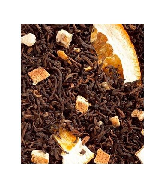 Té rojo con lima  y naranja - comprar te online I Tea Sinensis