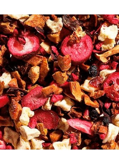Cranberry vanilla | Tea Sinensis