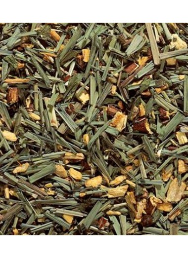 Tisane Lemongrass and ginger | Tea Sinensis | Tea Sinensis