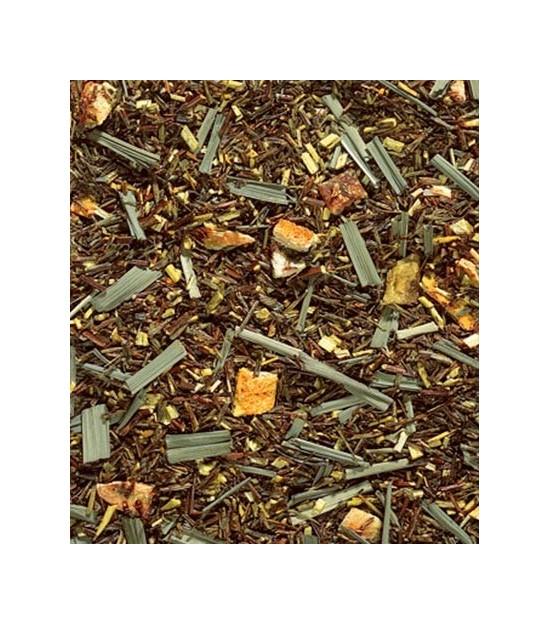 Rooibos verde de Limón, Vainilla y Maracuya - comprar te online - Tea Sinensis