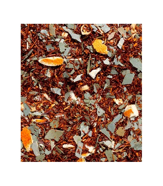 Rooibos Naranja y Eucalipto - comprar te online - Tea Sinensis