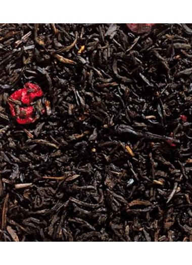 Té rojo con Fresa - comprar te online  | Tea Sinensis