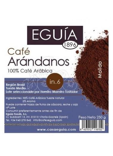 Café con Arándanos