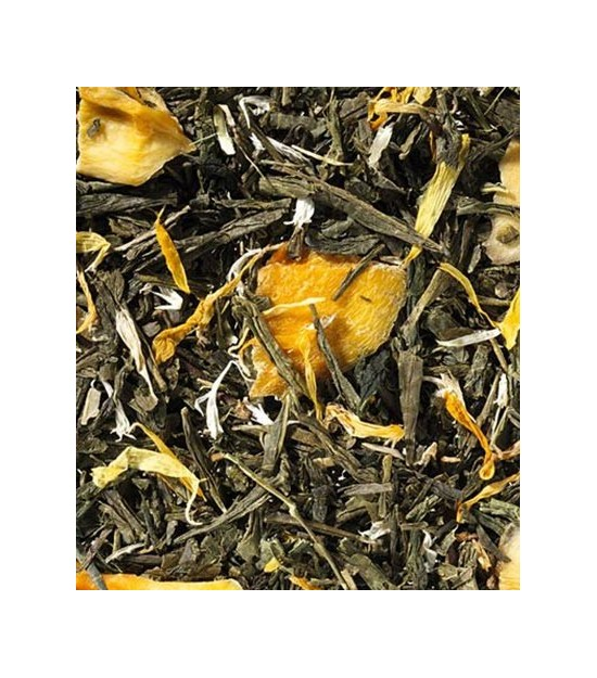 Pineapple and papaya  | Tea Sinensis