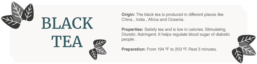 Black Tea | Tea Sinensis