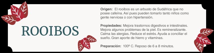 Rooibos | Tea Sinensis