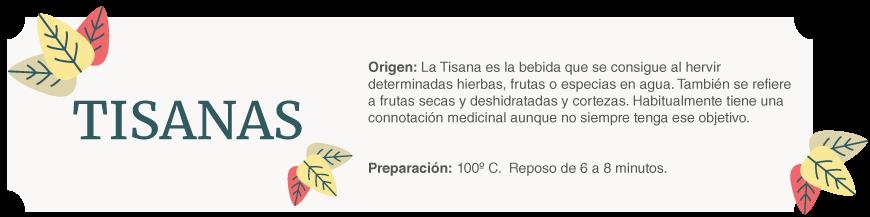 Tisanas | Tea Sinensis